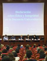 "XII Seminar on the Universal Declaration on Bioethics and Human Rights (UNESCO): ""Bioethics education, training and information"". Barcelona"